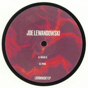 LEWANDOWSKI, Joe - Lovondasky EP
