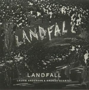 ANDERSON, Laurie/KRONOS QUARTET - Landfall