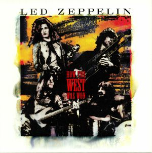 LED ZEPPELIN - How The West Was Won: Super Deluxe Box Set (remastered)