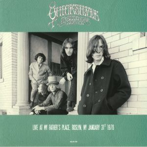 QUICKSILVER MESSENGER SERVICE - Live At My Father's Place Rosyln NY January 31st 1976