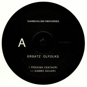 ERSATZ OLFOLKS - RAVE 001