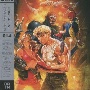 KOSHIRO, Yuzo/MOTOHIRO KAWASHIMA - Streets Of Rage 3 (Soundtrack) (remastered)