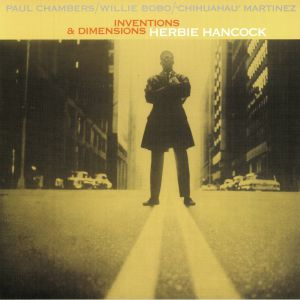 HANCOCK. Herbie - Inventions & Dimensions