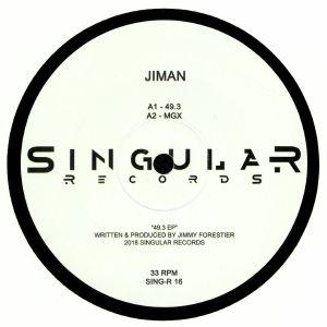 JIMAN - 49.3 EP