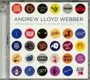 WEBBER, Andrew Lloyd - Unmasked: The Platinum Collection