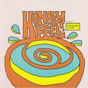 HONEYFEET - Orange Whip