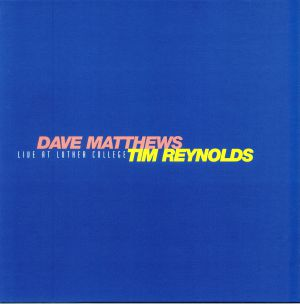 MATTHEWS, Dave/TIM REYNOLDS - Live At Luther College (reissue)