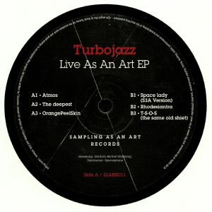 TURBOJAZZ - Live As An Art EP