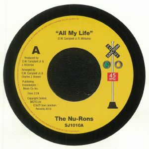 NU RONS, The - All My Life