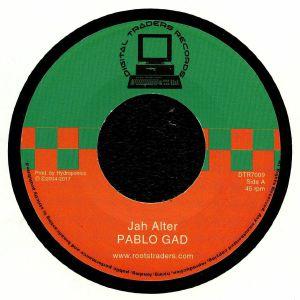 GAD, Pablo/HYDROPONICS - Jah Alter