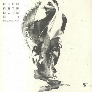 ST HILAIRE, Paul/RHAUDER - Reconstructed I (Cobblestone Jazz & Amorf mixes)