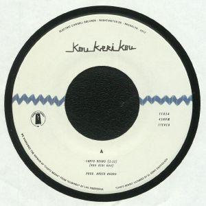 KOU KERI KOU - Canto Negro