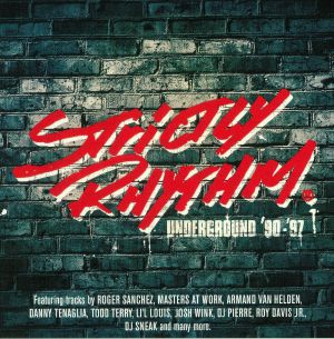 VARIOUS - Strictly Rhythm Underground 90-97