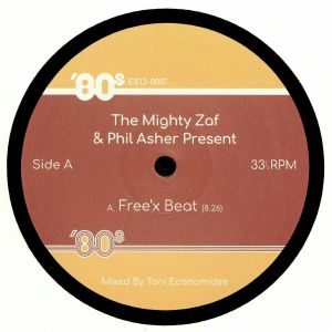 MIGHTY ZAF, The/PHIL ASHER - Free'x Beat
