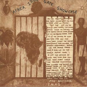 VARIOUS - Africa Iron Gate Showcase