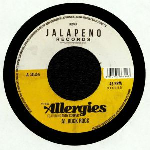 ALLERGIES, The feat ANDY COOPER - Rock Rock