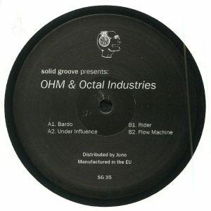 OHM/OCTAL INDUSTRIES - Bardo EP