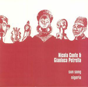 CONTE, Nicola/GIANLUCA PETRELLA - Sun Song