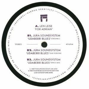 LEISE, Len/JURA SOUNDSYSTEM - For Adrian