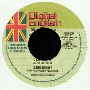 JOHNSON, Jerry/DIGITAL ENGLISH ALL STARS/TREVOR SPARK/SCREECHY DAN - Korner Sax