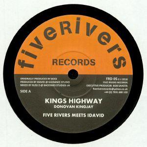 KINGJAY, Donovan - Kings Highway