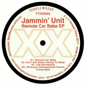 JAMMIN UNIT - Remote Car Babe EP