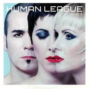 HUMAN LEAGUE - Secrets (reissue)