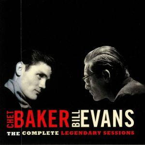 BAKER, Chet/Bill EVANS - The Complete Legendary Sessions