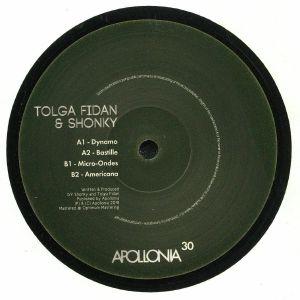 FIDAN, Tolga/SHONKY - EP