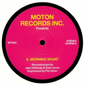 MOTON RECORDS INC - Morning Shunt
