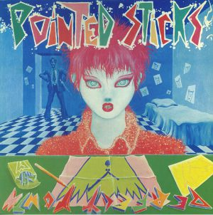POINTED STICKS - Perfect Youth (reissue)