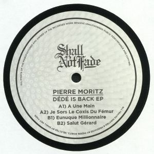MORITZ, Pierre - Dede Is Back EP