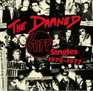 DAMNED, The - Stiff Singles 1976-1977