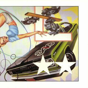 CARS, The - Heartbeat City (reissue)