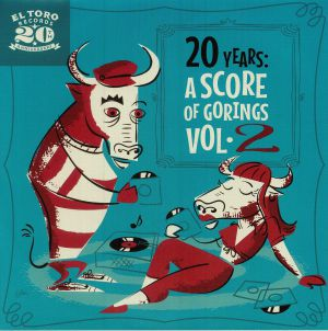 O'CONNEL, Terry & HIS PILOTS/ADAM & HIS NUCLEAR ROCKETS/ARSEN ROULETTE/GENE TAYLOR - 20 Years: A Score Of Gorings Vol 2