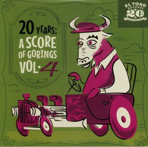 LITTLE RACHEL/THE LAZY JUMPERS/JERRY KING/THE RIVERTOWN RAMBLERS/JED CLAYTON/THE ROCKABOUTS - 20 Years: A Score Of Gorings Vol 4