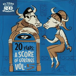 BIG JAMBOREE, The/JOE CLAY/THE SATELLITES/ROCKY BURNETTE - 20 Years: A Score Of Gorings Vol 5