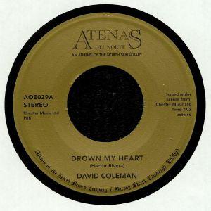 COLEMAN, David - Drown My Heart