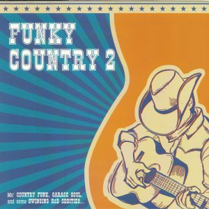 VARIOUS - Funky Country 2
