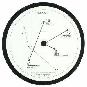 RINGEISEN, Luc/TMRM/YES IN/ODDMANN - Paramour 001