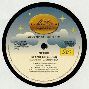 NEXUS - Stand Up (remastered)
