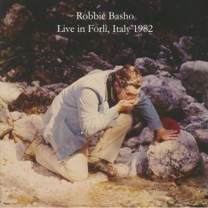 BASHO, Robbie - Live In Forli Italy 1982