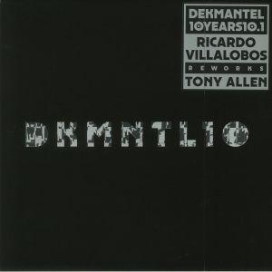 ALLEN, Tony/RICARDO VILLALOBOS - Asiko (In A Silent Mix)