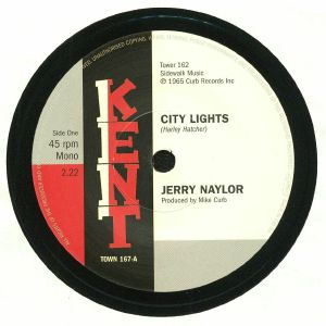 NAYLOR, Jerry/JOHNNY PRAYE - City Lights