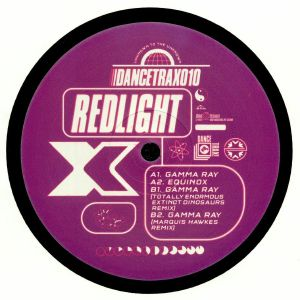 REDLIGHT - Dance Trax Vol 10