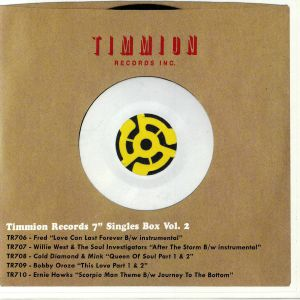 VARIOUS - Timmion Records 7