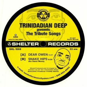 TRINIDADIAN DEEP - The Tribute Songs
