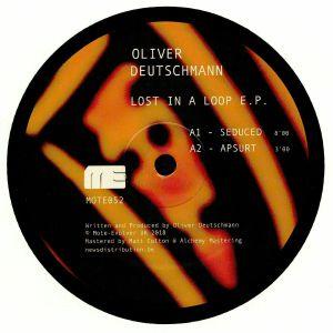 DEUTSCHMANN, Oliver - Lost In A Loop EP