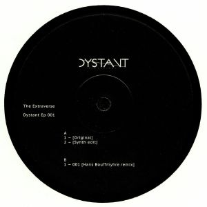 EXTRAVERSE, The - Dystant EP 001