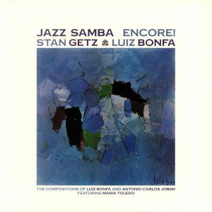 GETZ, Stan/LUIZ BONFA - Jazz Samba Encore!